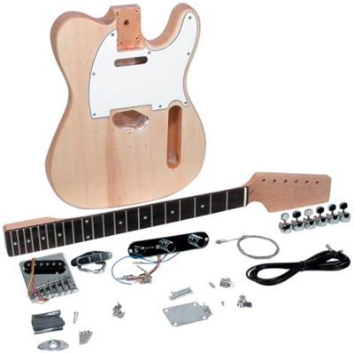 Saga TC-10 T Style Electric Guitar Kit