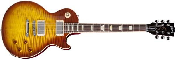 Gibson Les Paul Standard Plus Tea Burst
