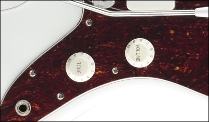 Squier by Fender Vintage Modified Jazzmaster Electric Guitar, Rosewood Fingerboard, Olympic White