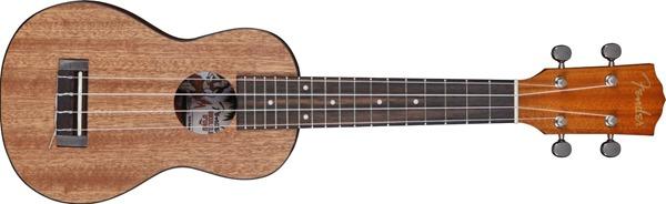 Fender Ukulele U'Uku Soprano