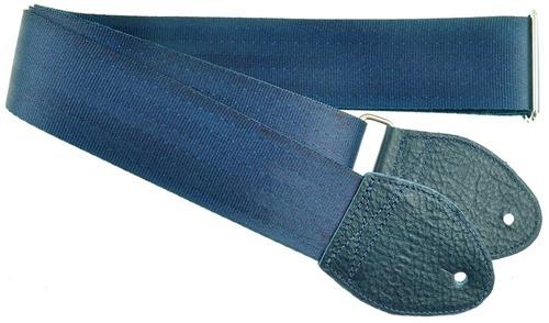 Souldier Custom GS0000BK04BK Recycled Seatbelt Electric Guitar Strap