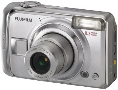 FujiFilm A820