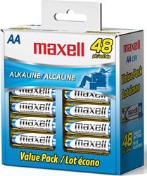 Maxxel 48 box AA batteries