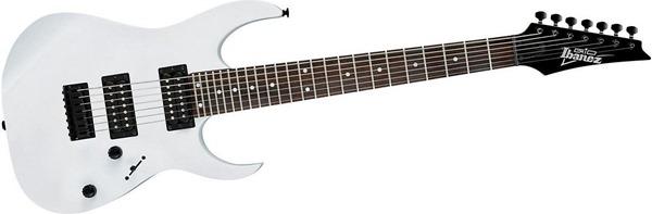 Ibanez GRG7221 7-string Electric Guitar White