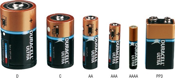 When is the last time you saw a C battery?