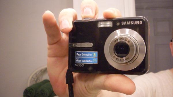 Samsung S860