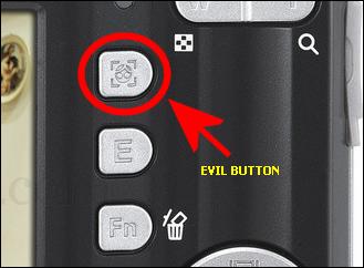Face Detection button