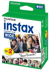 Fujifilm Instax Wide Instant Film Twin Pack