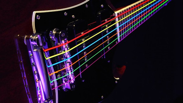 DR Neon Strings