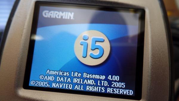 Garmin StreetPilot i5