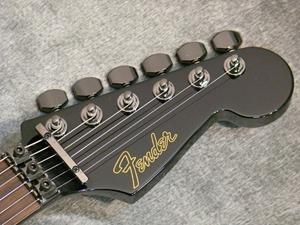 Fender Japan ST62FR Headstock