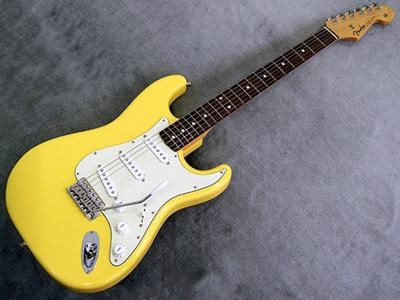Fender Japan ST62 in CYL finish