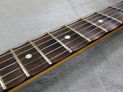 Fender Japan ST62/SC fingerboard