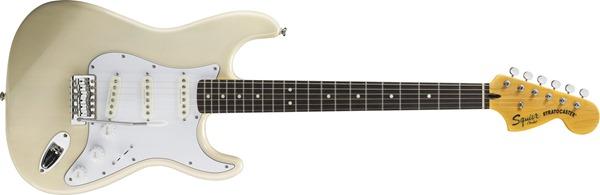 Squier Vintage Modified Stratocaster in Vintage Blonde