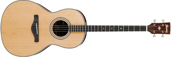 Ibanez AVT1NT Artwood Vintage Tenor Acoustic Guitar Natural Gloss