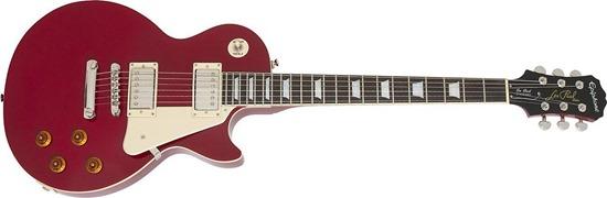 Epiphone Les Paul STANDARD Electric Guitar, Cardinal Red