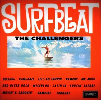 Surfbeat - The Challengers
