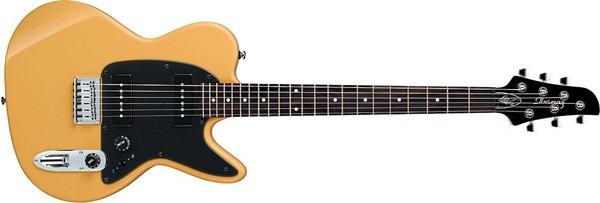 Ibanez Ibanez NDM3 Noodles Signature Electric Guitar Mustard Yellow