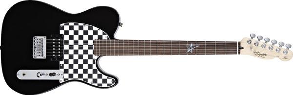 Squier by Fender Avril Lavigne Telecaster, Black