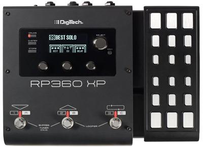 Digitech RP360XP Electric Guitar Multi Effect