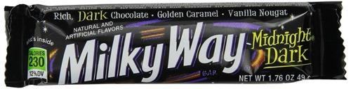 Milky Way Midnight Dark