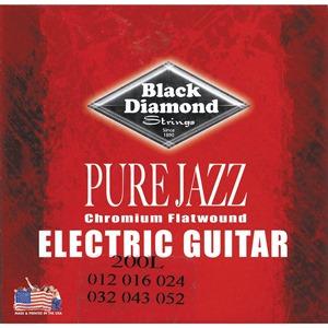Black Diamond Pure Jazz Guitar Strings
