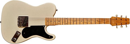 Fender Custom Shop 60th Anniversary Series Snake Head Telecaster