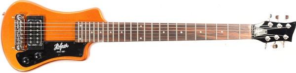 Hofner CT Shorty Travel Guitar