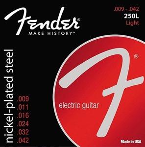 Fender 250L Guitar Strings