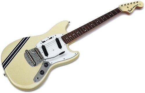 Fender Mustang White