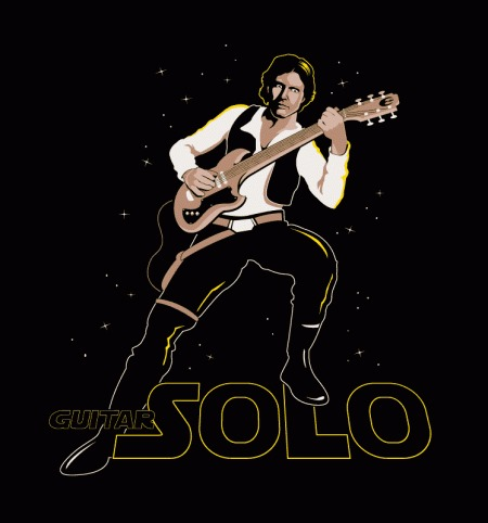 Han Guitar Solo