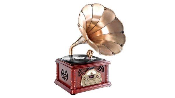 Pyle phonograph