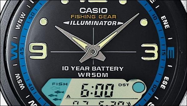 Casio AW-82