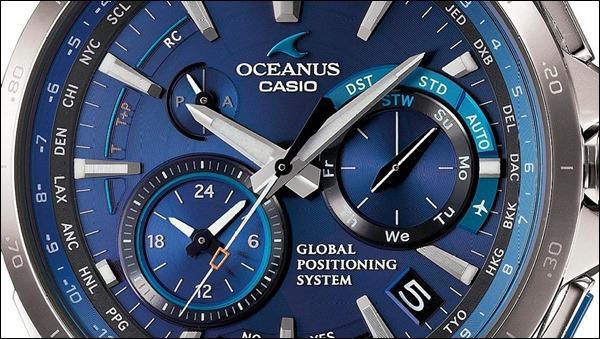 Casio Oceanus OCW-G1000-2AJF