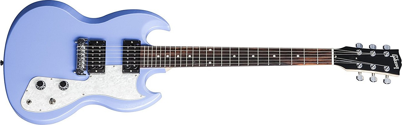 Gibson USA SG Fusion in Lavender Fog