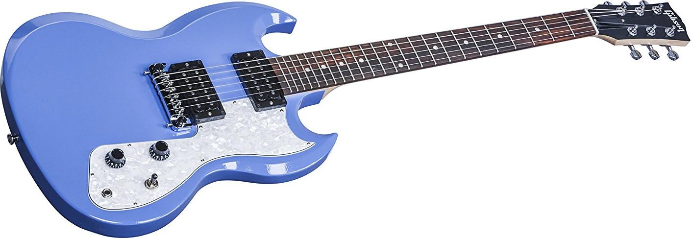 Gibson SG Fusion, Lavender Fog