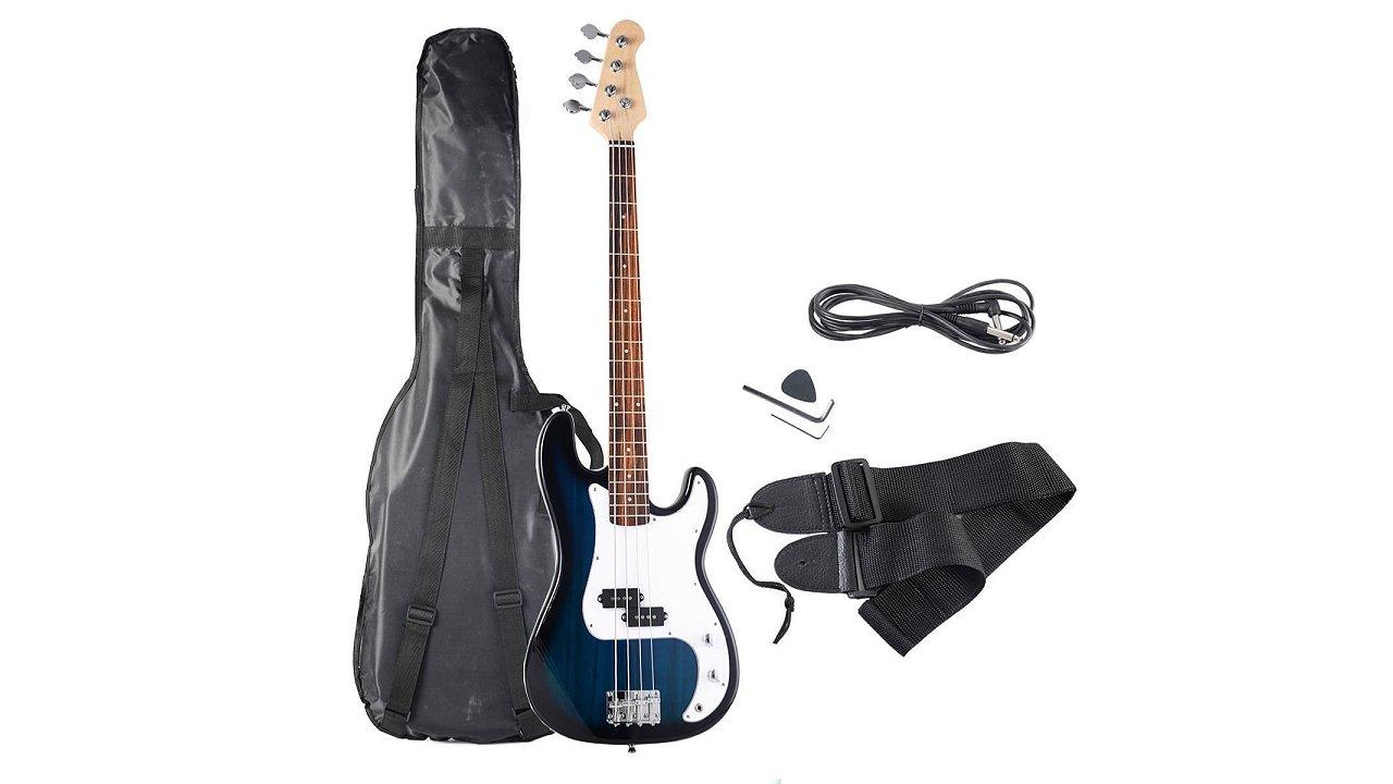 Safstar Electric Bass Guitar Full Size