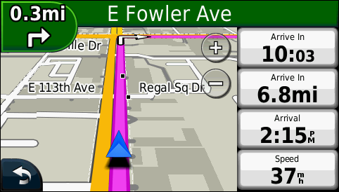 My experience driving around with an OpenStreetMap on a Garmin nuvi