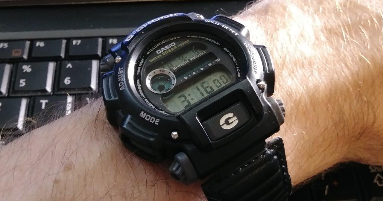 Casio G-SHOCK DW-9052V