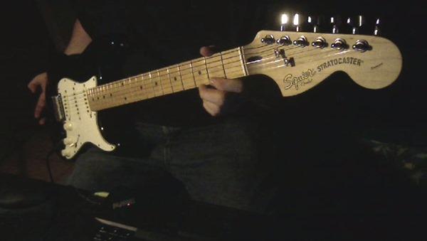 2007 Squier Stratocaster