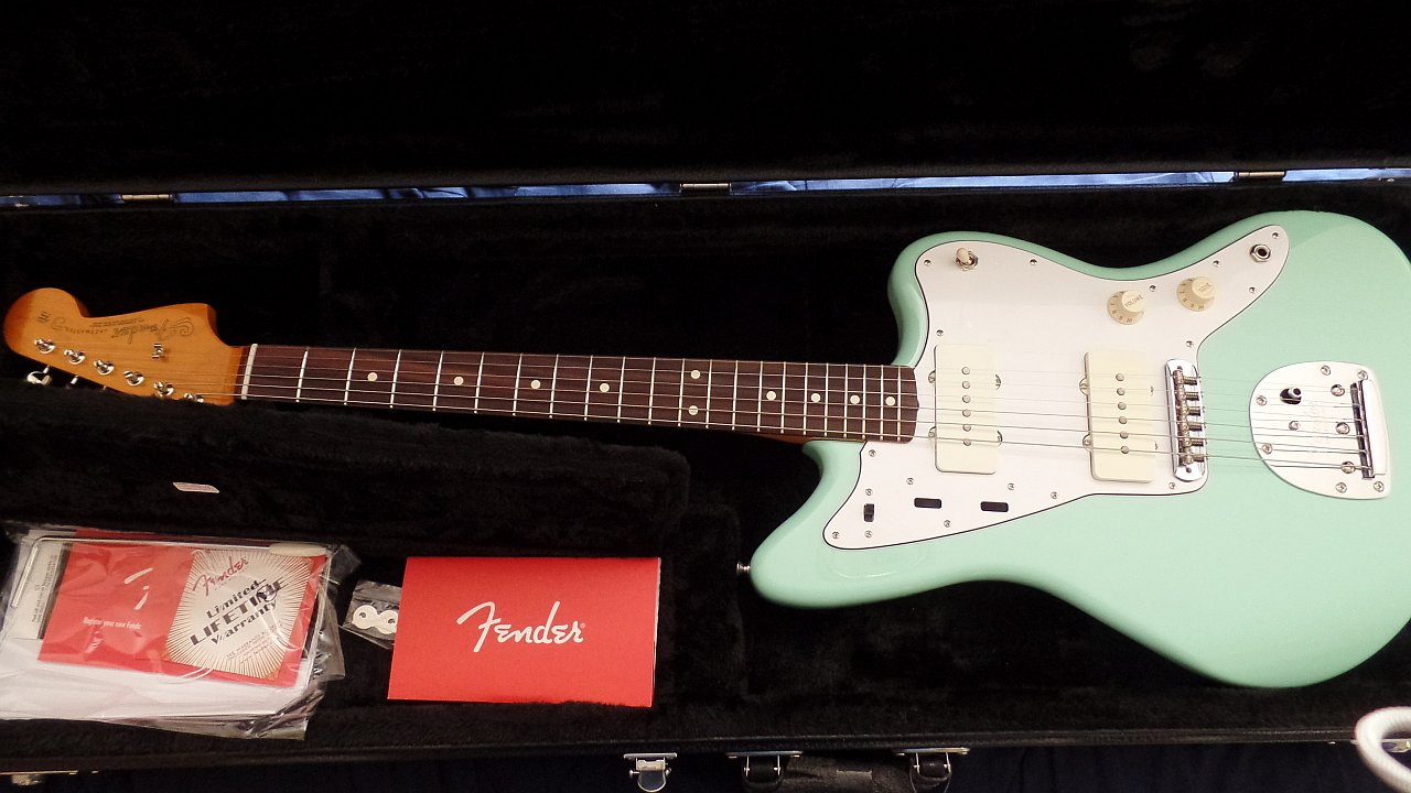 Fender 60s Jazzmaster Lacquer