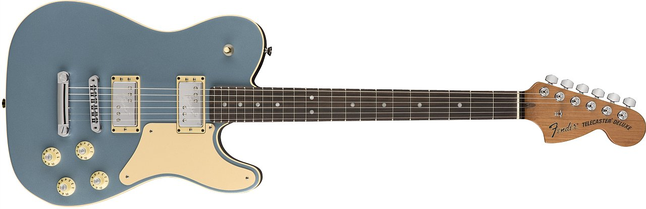 2018 Fender Limited Edition Troublemaker Tele
