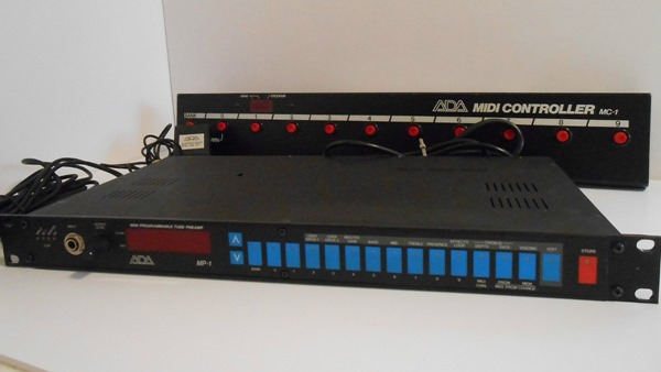 ADA MP-1 with MC-1 foot controller