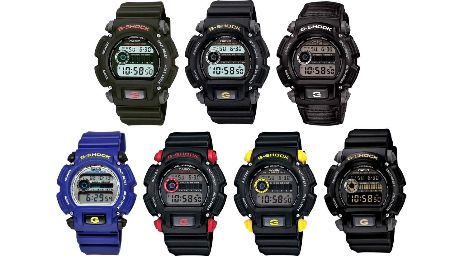 Casio G-SHOCK DW-9052V-1CR review and thoughts 214b18f0d47