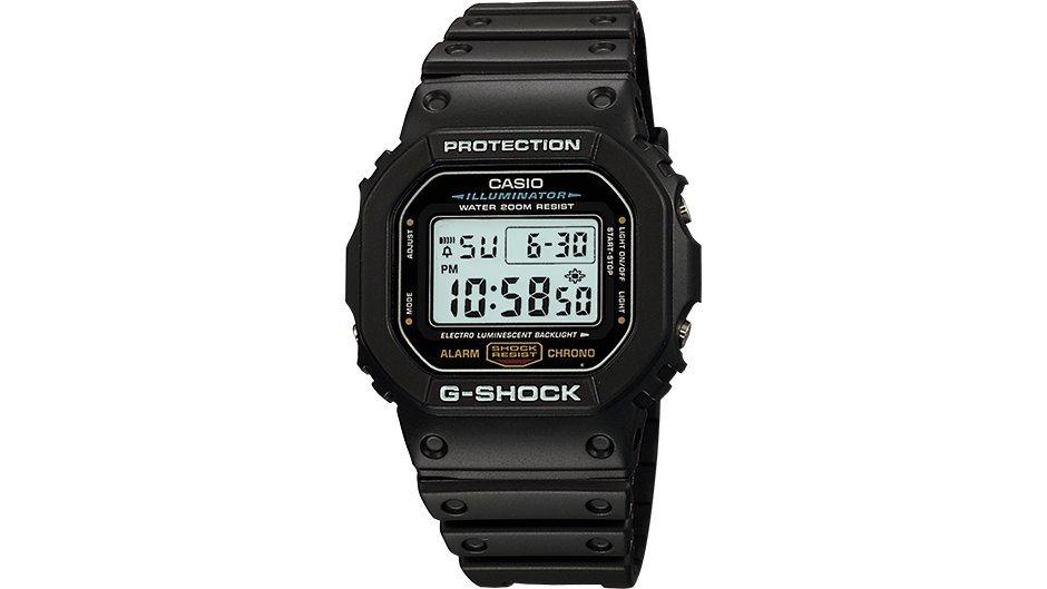 Casio G-SHOCK DW5600E