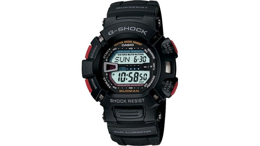 Casio G-SHOCK G9000-1V