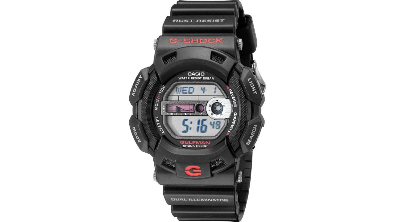 Casio G9100 Gulfman