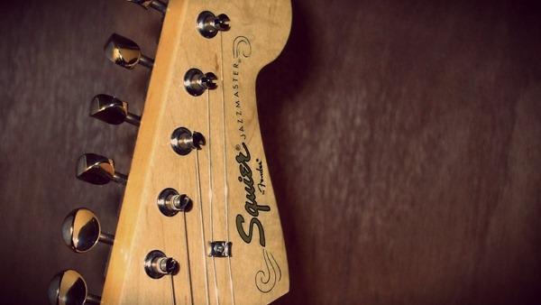 Squier Jazzmaster