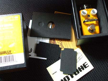 Wally Looper box contents