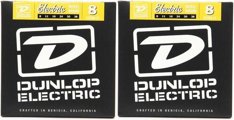 Dunlop DEN0838 guitar strings